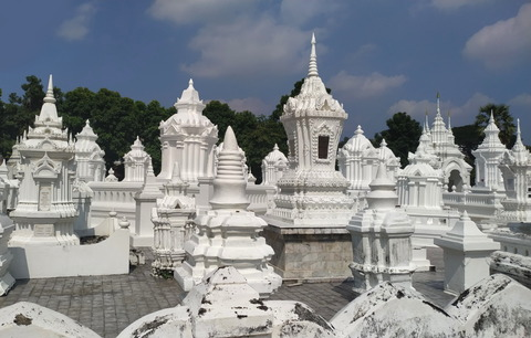 Thailand_Chiang Mai_Wat Suan Dok_Buddhist temple_D2-2-9