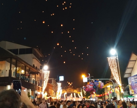 Chiang Mai Night Bazaar (Night Market)
