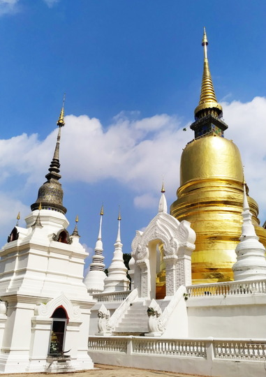 Thailand_Chiang Mai_Wat Suan Dok_Buddhist temple_D2-2-8