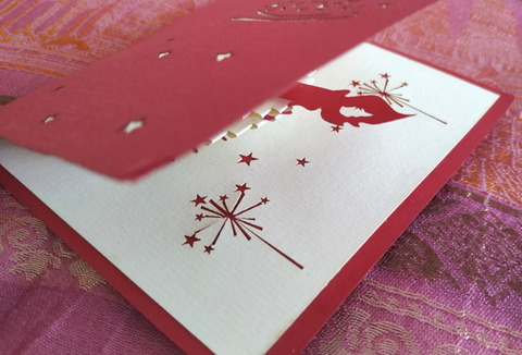 Vietnam Handmade Pop Up Greeting Card_Birthday_02