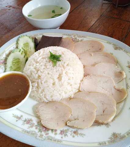 201911-Chiang Mai-Hainanese chicken rice_02