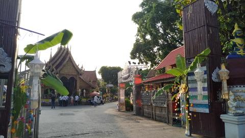 Wat Sri Suphan - Chiang Mai Silver Temple