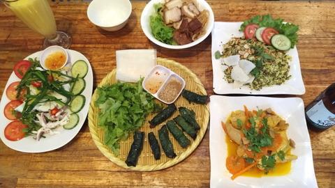 Hoi An Town_Vietnamese food