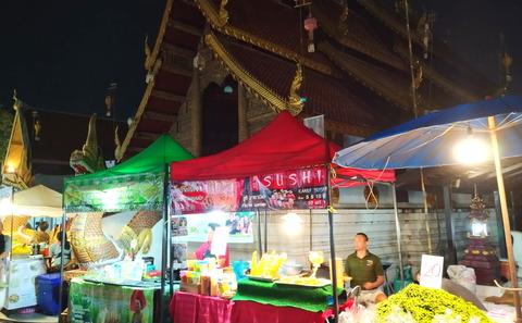 Thailand_Chiang Mai_Sunday night market_D1-4-1
