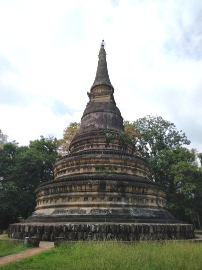 Thailand_Chiang Mai_Wat Umong_Buddhist temple_D2-9