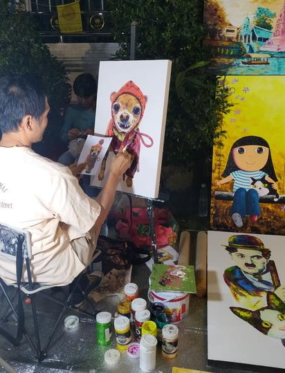 Thailand_Chiang Mai_Sunday night market_D1-4-11