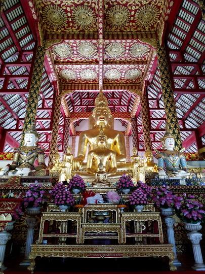 Thailand_Chiang Mai_Wat Suan Dok_Buddhist temple_D2-2-1