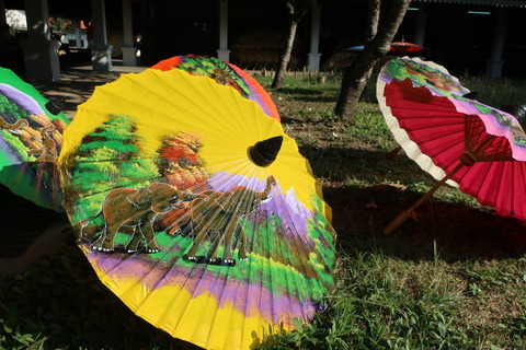 201911_Chinag Mai_Bo Sang Umbrella Making Centre_D2-3-7