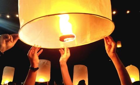 Chiang Mai_Lantern Festival (Khom Loi)_01