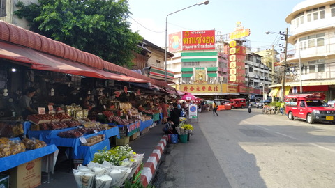 201911-Chiang Mai-Local market_04