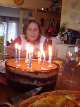 ジェニーとケーキ