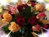 今日の花束〜ローズ〜