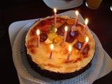 マルコの誕生日ケーキ