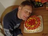 ホウちゃんとケーキ