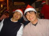 クレイジークリスマスYoshi&Mogiさん