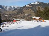 午後スキーINビスペル