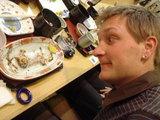 ホウちゃんこんなに魚食べるのうまかったっけ?