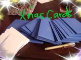 X'mas cards