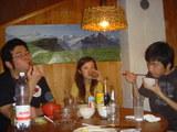 三段腹パーティー