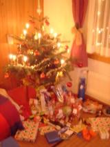 プレゼントだらけのツリー