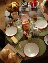 1月13日の朝ご飯