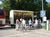 自転車持ってバス旅行2