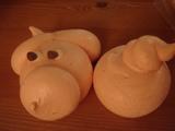 豚のメレンゲ