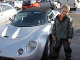 マルコと高級車