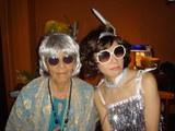 コスプレおばあちゃんとトヨちゃん