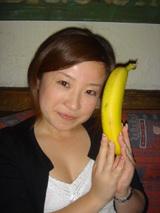 バナナ大好きAKI