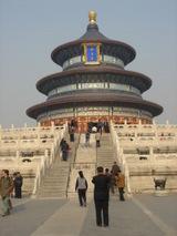 北京〜天壇