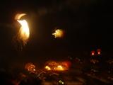 Chateau D'Oex 気球フェスティバル6パラ