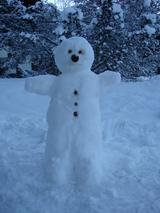 雪だるま氏