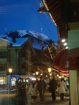 GSTAADの村