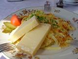 ロシティーとチーズ