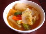韓〜いスープ