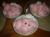 豚のデザート