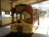 こんな電車・・・