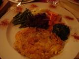 ロシティーと温野菜