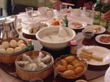 北京〜飲茶ランチ