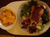 ホウジーの晩御飯