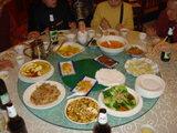 北京〜3日目上海料理
