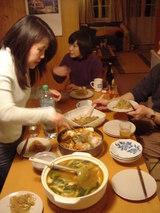 韓国料理ナイト