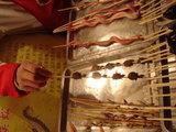 北京〜亀も食べるのね。