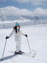 最終スキー