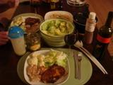 2月9日の晩御飯