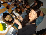 ミユキとステーキ