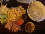 9月14日の手巻き寿司