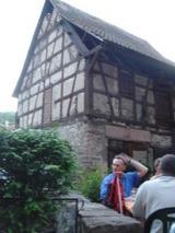メッチャ古い建物