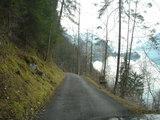 狭い道・・・